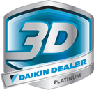 Hendrix provides Daikin ductless heat Heat Pump installation and repair in Albany OR.