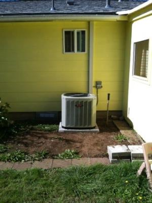 Trane Air Conditioner installed in Lebanon