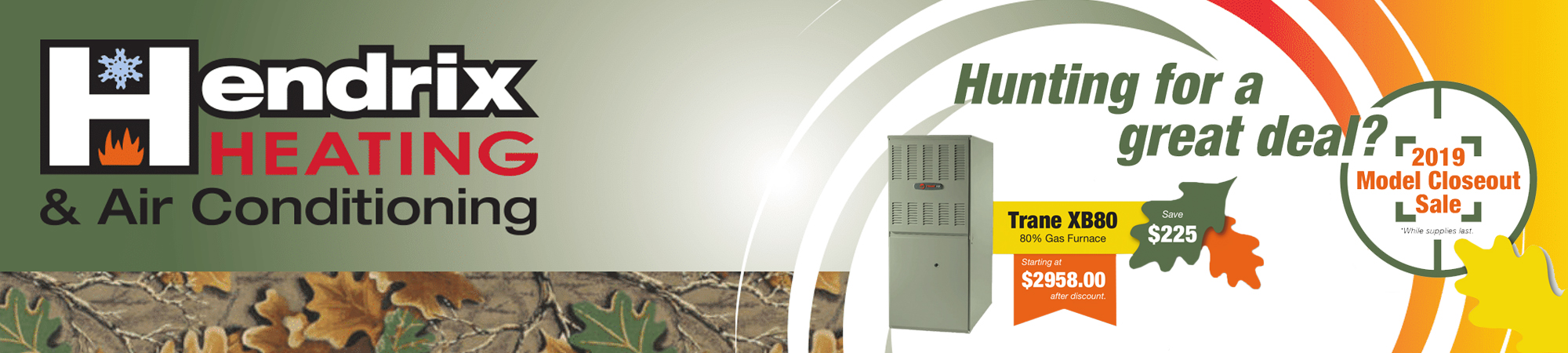 Furnace Repair Corvallis OR | Hendrix Heating & Air Conditioning